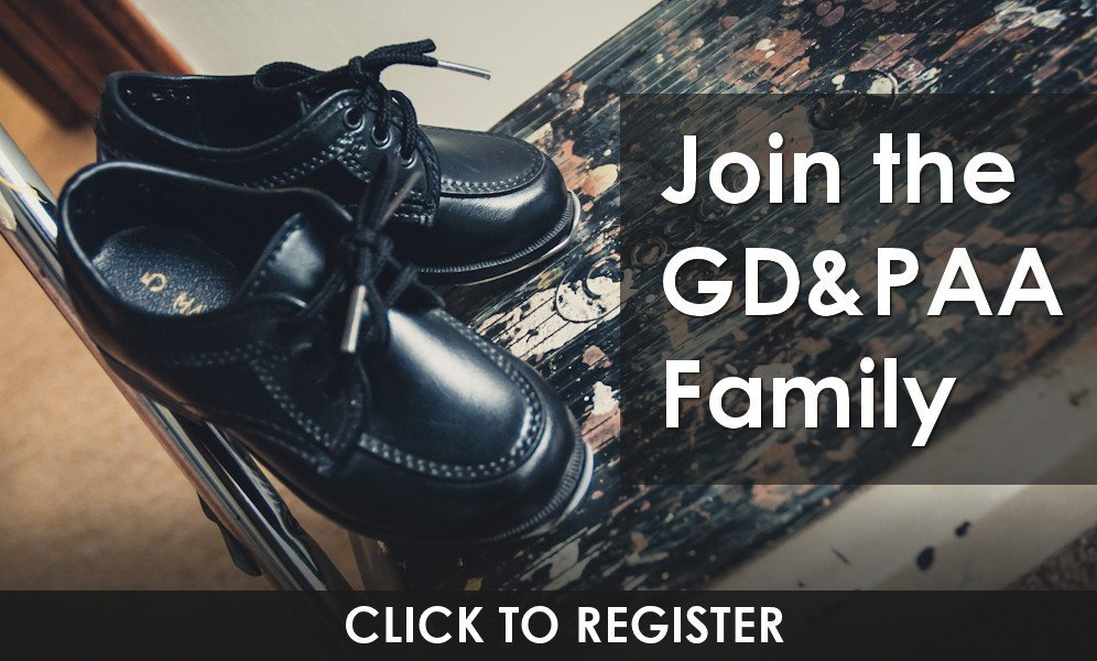 Join the GD&PAA Family—Click to Register
