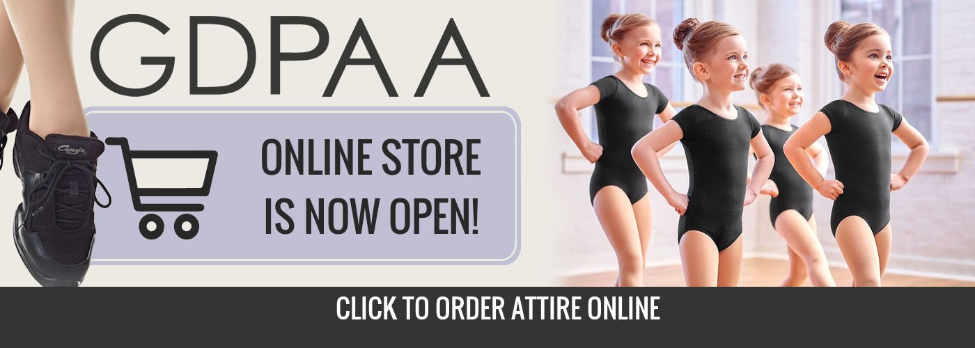 Order your dance attire online!