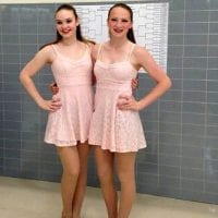 HOLLY MCGRATH & ALEXANDRA SEAGER RECEIVE STEP UP 2 DANCE AWARDS
