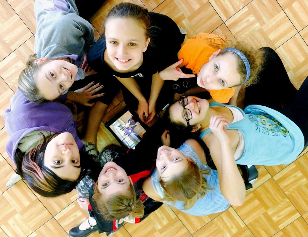 Grossi Dance & Performing Arts Academy — March 2015 Media of the Month