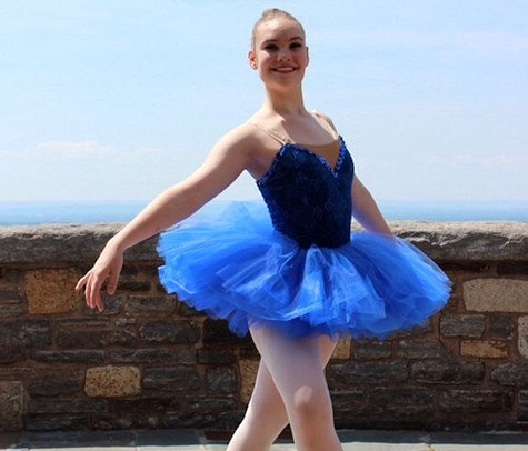 Grossi Dance & Performing Arts Academy's Holly McGrath Awarded Spot in Joffrey Summer Intensive