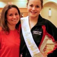 MISS COURTNEY NAMED NADAA GREATER NEW ENGLAND YOUTH REPRESENTATIVE