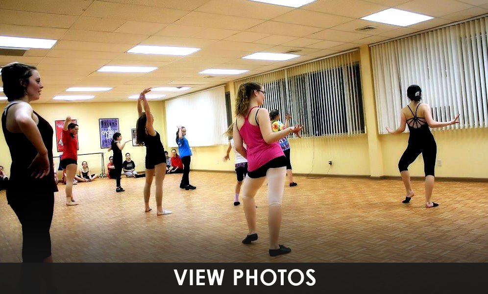 Link to Photos of Kelly Tierney Master Class at Grossi Dance & Performing Arts Academy — January 2014