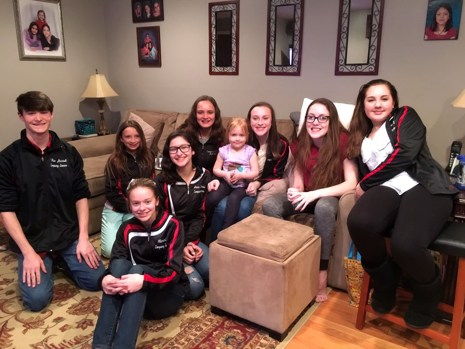 Grossi Dance & Performing Arts Academy — March 2017 Media of the Month