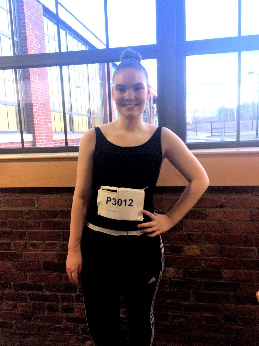 GD&PAA Senior Company Member and Teaching Assistant, Holly McGrath was accepted into the Joffrey Ballet Summer Intensive Program for July 2017.