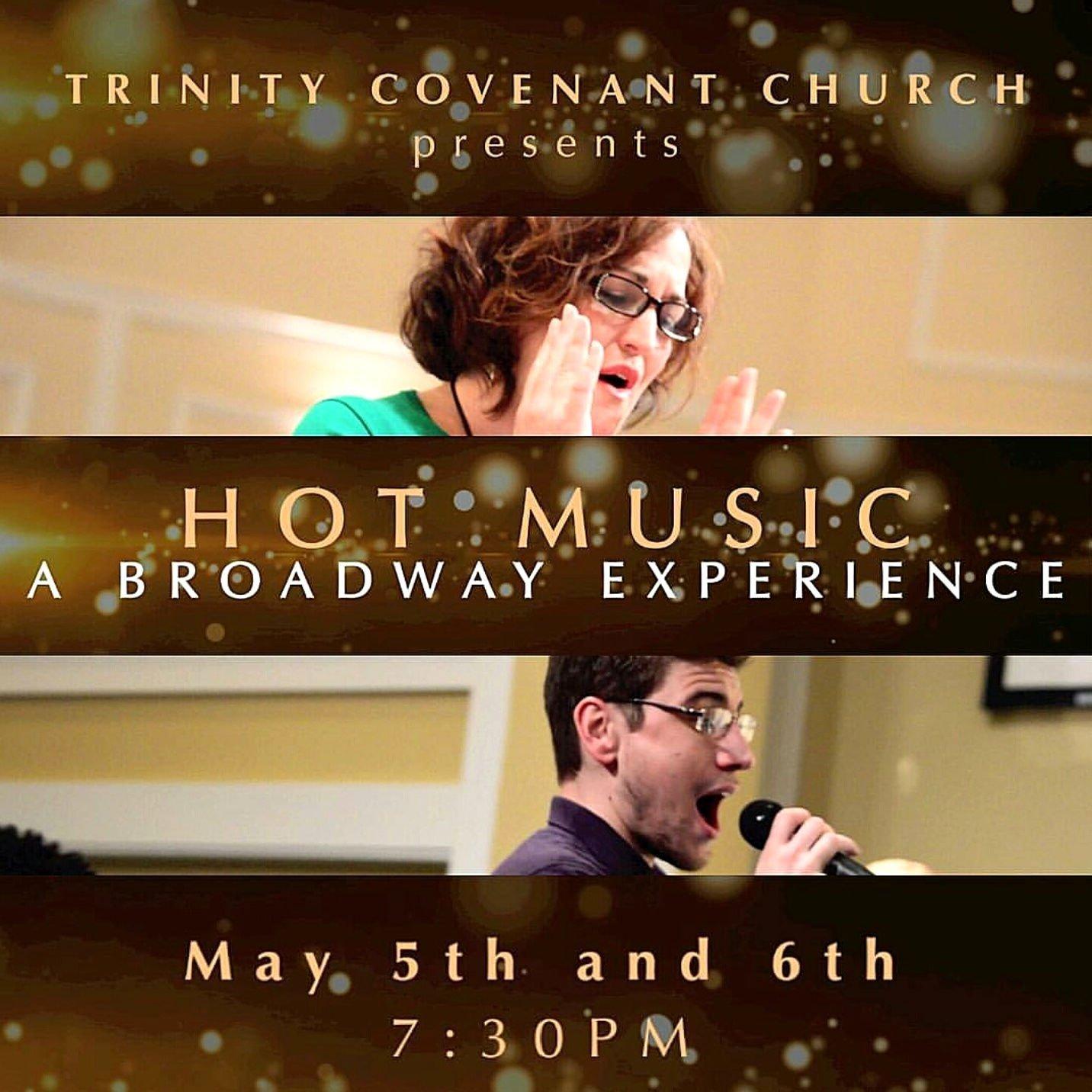 Hot Musical - May 5 & 6, 2017