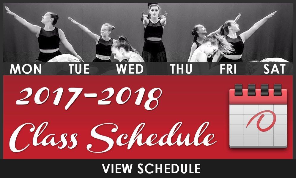 GD&PAA Class Schedule