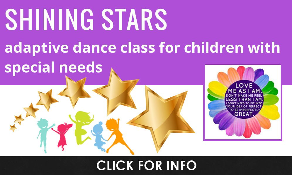 GD&PAA Shining Stars Dance Class