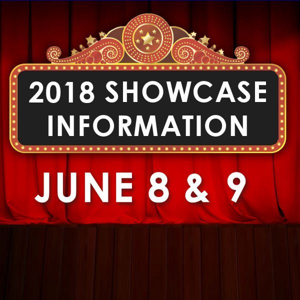 GD&PAA SHOWCASE 2018 INFORMATION