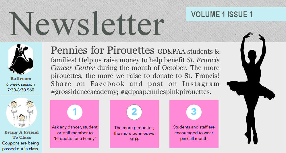 Join the GD&PAA Newsletter — Click to Read