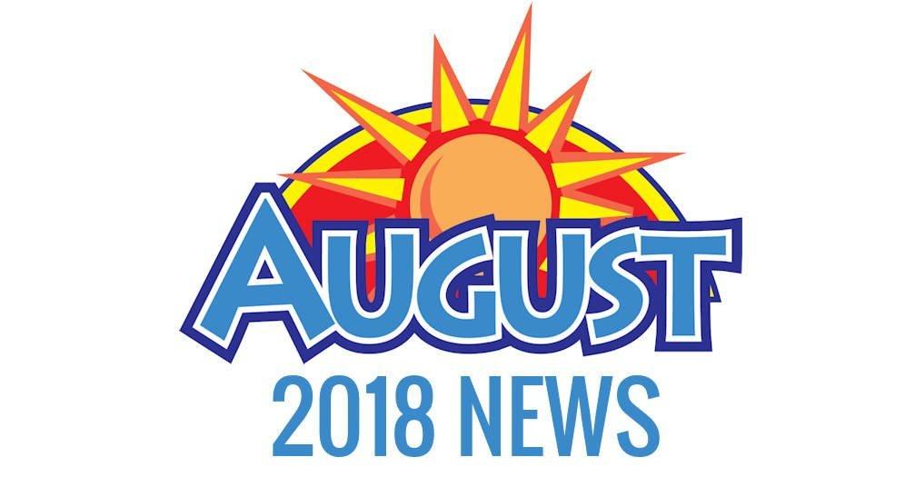 August 2018 GD&PAA News