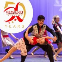 CELEBRATION OF 50 YEARS OF DANCE