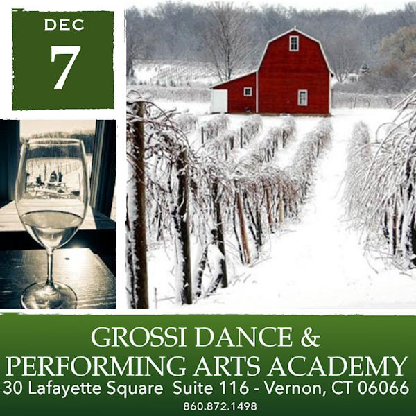 WINE TASTING EVENT AT GROSSI DANCE