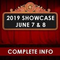 GD&PAA SHOWCASE 2019 INFORMATION