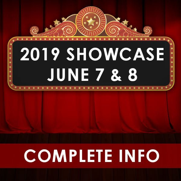 GD&PAA SHOWCASE 2019 INFORMATION