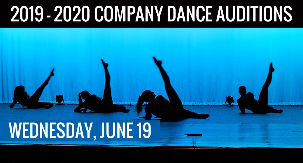 2019 - 2020 GD&PAA Company Auditions
