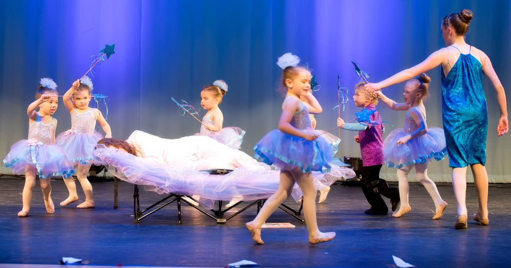 GD&PAA Preschool and Introduction to Class Offerings: Creative Movement, Creative Dance; Me & My Shadow; Tots & Tumbling; Stories; Songs & Steps; Boogie Ballet