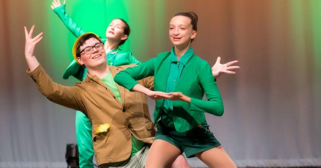 GD&PAA Specialty Class Offerings: Musical Theatre; Beginner Ballroom; Seniors Tap