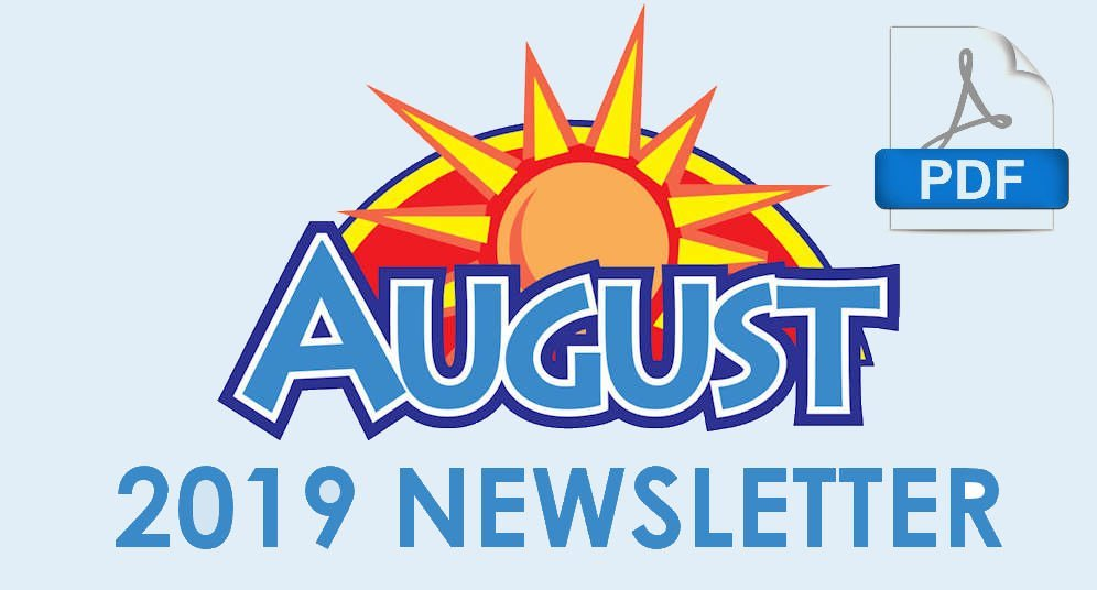 August 2019 GD&PAA Newsletter