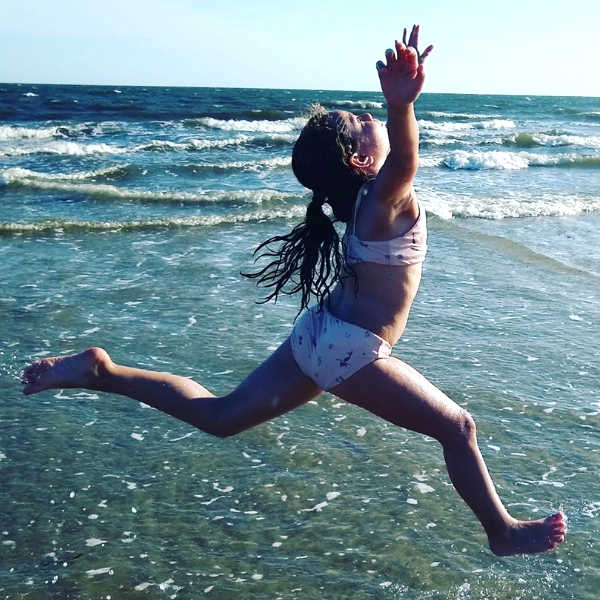 Grossi Dance & Performing Arts Academy — September 2019 Media of the Month — GD&PAA dancer Ella Wallace is ready to leap into the 2019-2020 dance and performance season!