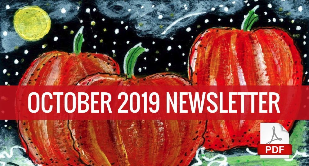 October 2019 GD&PAA Newsletter
