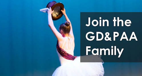 Join the Grossi Dance & Performing Arts Academy Family — Click Here to Register
