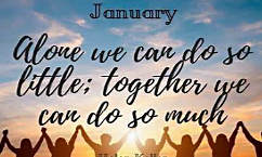 GD&PAA January 2021 Newsletter Image